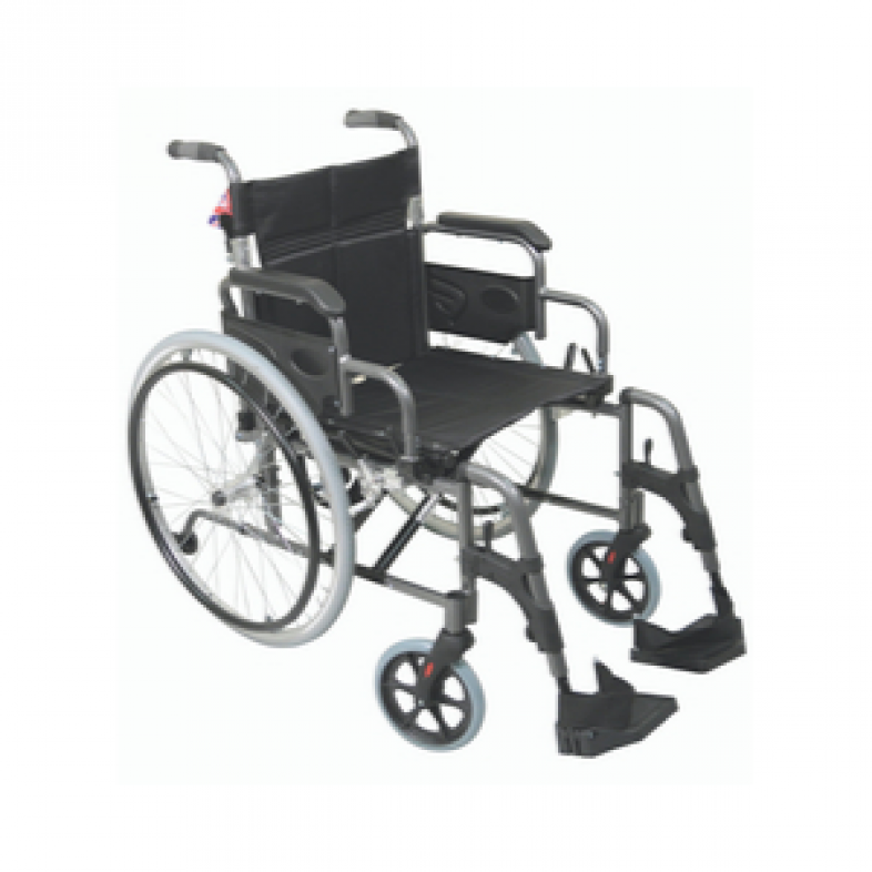 Lightweight Self Propelled Wheelchair Image 1