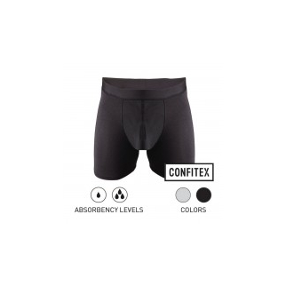 Men's Washable Incontinence Briefs Without Fly
