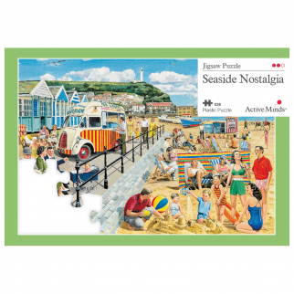 Seaside Nostalgia 35 Piece puzzle